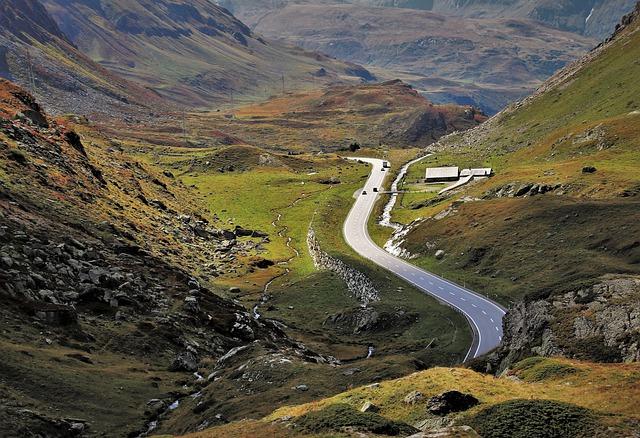Auta z alpejskiego kraju